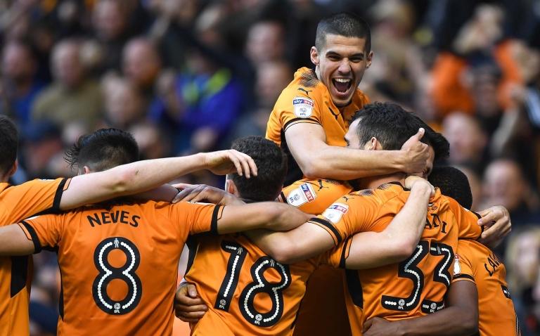 Soccer - Sky Bet Championship - Wolverhampton Wanderers v  Preston North End